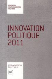 Innovation politique 2011 - Couverture - Format classique