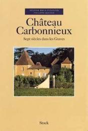 Carbonnieux - Couverture - Format classique