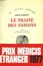 Le Traite Des Saisons. - Couverture - Format classique
