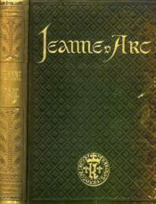 Vie De Jeanne D'Arc - Couverture - Format classique