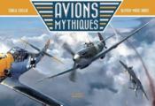 Avions mythiques - Couverture - Format classique