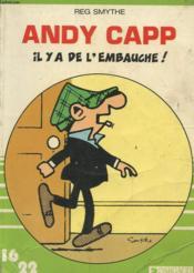 Andy Capp - Il Y A De L'Embauche - Couverture - Format classique