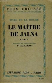 Le Maitre De Jalna - Couverture - Format classique