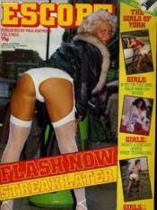 Escort Vol. 3 No. 11 - Flash Now Streak Later - The Girls Of York... - Couverture - Format classique