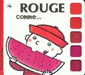 Rouge - Intérieur - Format classique