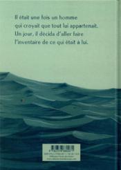 Le destin de Fausto ; une fable en images - 4ème de couverture - Format classique