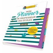 Mon planner de professeur des écoles (édition 2020/2021) - Couverture - Format classique