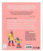 Cahier Dr Good ; je booste mon immunité (avant l'hiver) - 4ème de couverture - Format classique