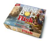 Escape box ; risk junior - Couverture - Format classique