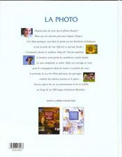 Atlas Pratique De La Photographie - 4ème de couverture - Format classique
