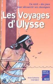 Les voyages d'Ulysse - Couverture - Format classique