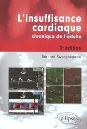 L'Insuffisance Cardiaque Chronique De L'Adulte 2e Edition - Intérieur - Format classique