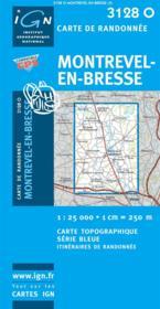 Montrevel-en-Bresse - Couverture - Format classique