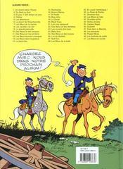 Les tuniques bleues t.6 ; la prison de Robertsonville - 4ème de couverture - Format classique