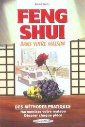 Feng shui dans votre maison - Intérieur - Format classique