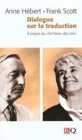 Dialogue sur la traduction - Intérieur - Format classique