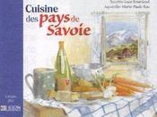 Cuisine des pays de Savoie - Intérieur - Format classique