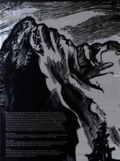 Pierre Aubert, l'oeuvre gravé - 4ème de couverture - Format classique