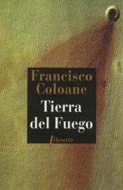 Tierra del fuego - Couverture - Format classique