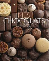 Mes chocolats - Couverture - Format classique