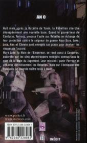 Star Wars ; choix décisifs - 4ème de couverture - Format classique