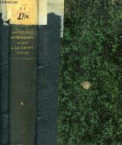 Anthologie des Ecrivains morts à la Guerre 1914 - 1918. TOME V - Couverture - Format classique