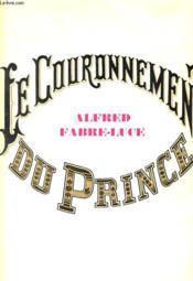 Le Couronnemant Du Prince - Couverture - Format classique