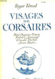 Visages Des Corsaires - Couverture - Format classique