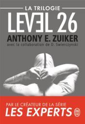 Level 26 ; la trilogie - Couverture - Format classique