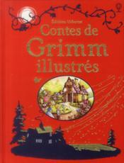 Contes de Grimm illustrés - Couverture - Format classique