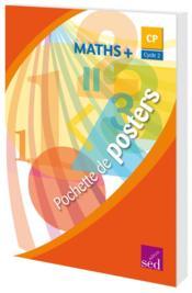MATHS + ; CP ; pochette de posters (édition 2016) - Couverture - Format classique