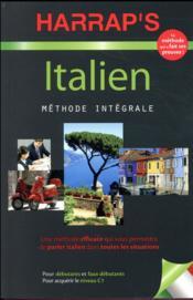 Méthode intégrale ; italien - Couverture - Format classique