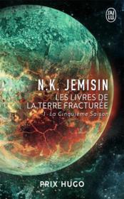 Les livres de la terre fracturée T.1 ; la cinquième saison - Couverture - Format classique