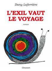 L'exil vaut le voyage - Couverture - Format classique