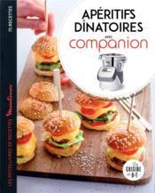 Apéritifs dînatoires au companion - Couverture - Format classique