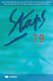 Staps N.79 - Couverture - Format classique