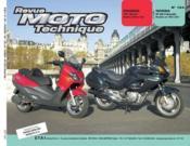 Rmt 124.1 Piaggio X9 / Honda Nt 650 V Deauville - Couverture - Format classique