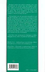 Terrains De Passage - 4ème de couverture - Format classique