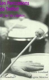 Les Percussions De Treffort ; 20 Ans De Creation - Intérieur - Format classique