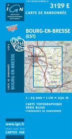 Bourg-en-Bresse (Est) - Couverture - Format classique
