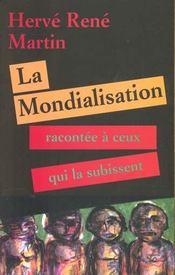 Mondialisation Racontee 1 - Intérieur - Format classique