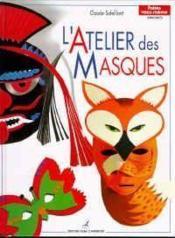 Atelier Des Masques (L') - Couverture - Format classique