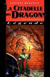 La citadelle des dragons t.1 ; les aventures d'alaet - Couverture - Format classique