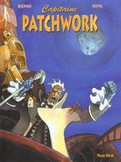 Capitaine Patchwork - Intérieur - Format classique