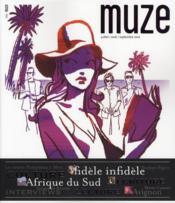 MUZE N.1 ; été 2010 - Couverture - Format classique