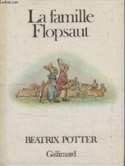 La Famille Flopsaut. - Couverture - Format classique