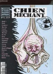 Chien Mechant N°2 - Mensuel De Bandes Dessinees Politique - Couverture - Format classique