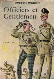 Officiers Et Gentlemen - Couverture - Format classique