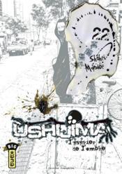 Ushijima, l'usurier de l'ombre t.22 - Couverture - Format classique