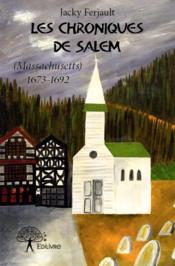 Les chroniques de Salem - Couverture - Format classique